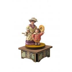 BIMBETTO carillon legno