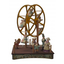 FERRIS WHEEL, collection lamp musicbox. gift idea for a romantic ceremony. To be used as a wedding gift for a wedding, an annive