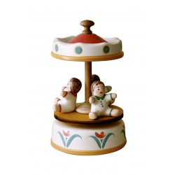 children carousel musical box, gift for babies and children music box