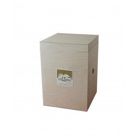big wooden boxes gift package, to contain our beautiful musical boxes, or to use as forniture at your home