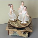 Ballerina Musical Box