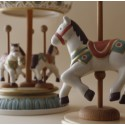 Horses Music Box