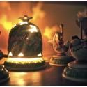 Lamp Music box