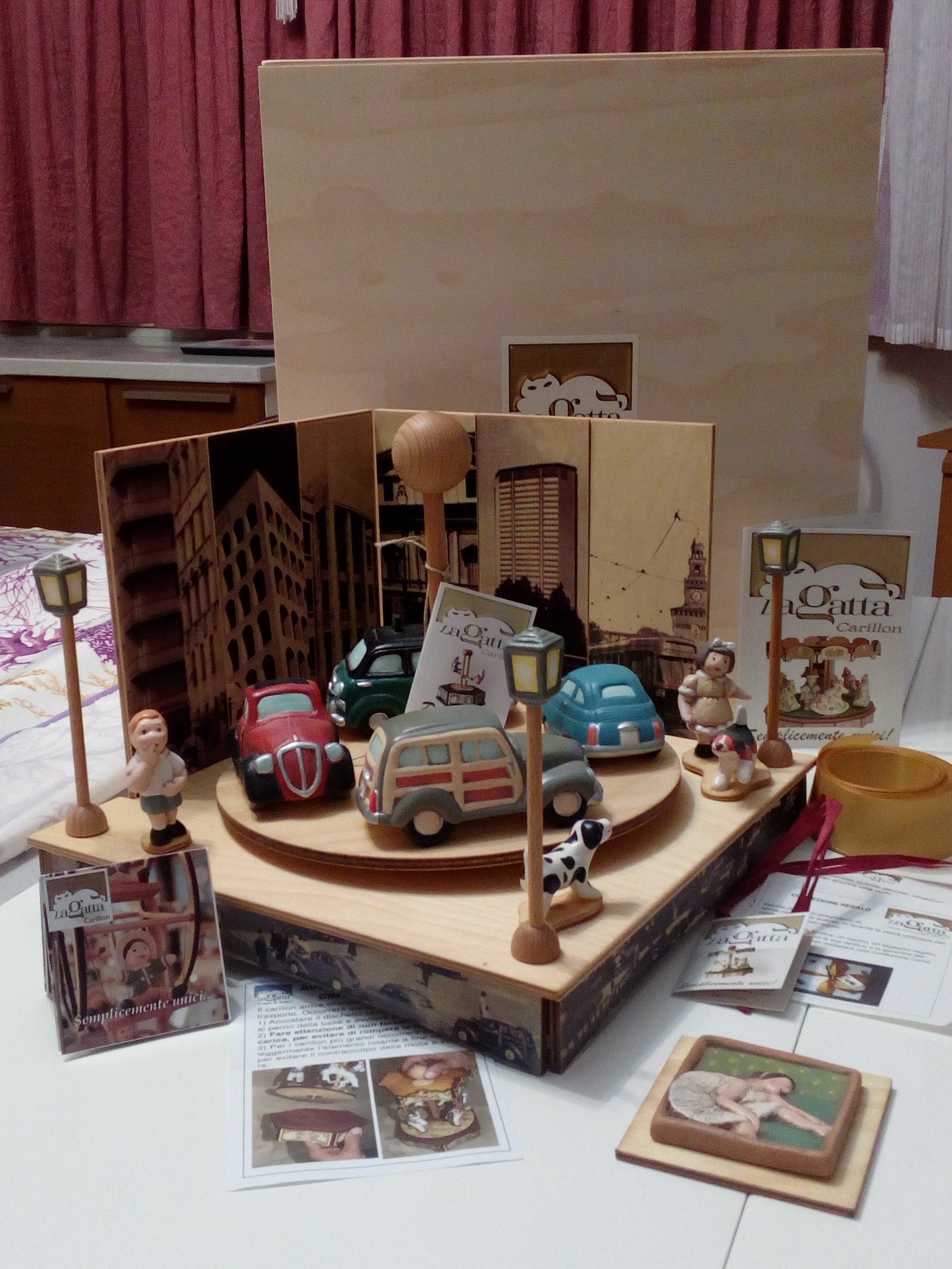 Clients Review Hand Made Musical Box
